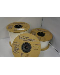 4 x 6 x 3 mil,  Nonprinted, Blue LLDPE (Grade 2), 1500 Bags/Roll, 10 Rolls/Carton Bag Type: Preopened Bags on Rolls
