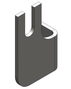 Lexan Clip- Right