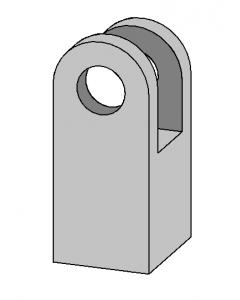 Cylinder Clevis