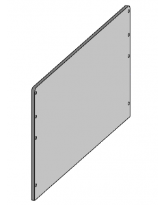 Side Guard, Accumulator- US-4000