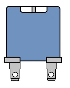 Capacitor, T-1000 Motor (Clutc