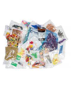 APPI will receive your sample product,  test bagging this, then return your product and samples.