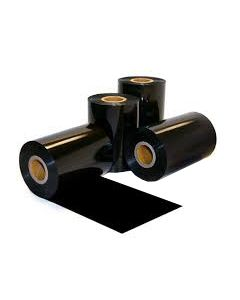"""Thermal Ribbon, 4.33"""" x 1476' Black (ZEB-PP) 24 Rolls per case This ribbon is for APPI Ti1000z Printers This is for Polypropylene Bags Note: Price is per roll."""