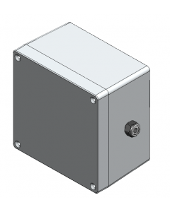 Enclosure, TI-1000Z to HS-100 Relay Interface