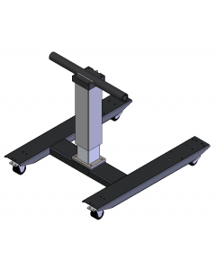 AS-10 Adjustable Stand Assembly