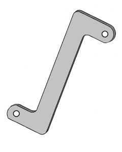 Cylinder Arm-R.H.