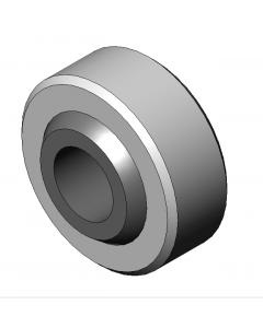 "Ball Joint Bearing, 1/4"" I.D. X 21/32"" O.D."