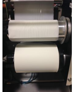 Thermal Ribbon, 4.33 x 984 White (ZEB) Price per roll 24 Rolls per case This ribbon is for APPI Ti1000z Printers  Note: This part has a 1 week lead time.