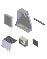 T-375 Stainless Steel Option, Level 1