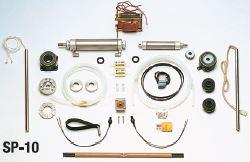 Wide 220V Spare Parts Kit, TiZ (XI4) Level 1