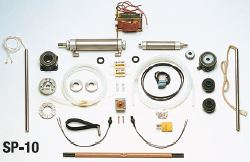 Spare Parts Kit, TiZ (XI4) Level 1