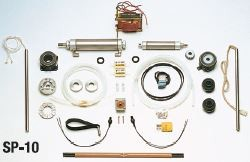 SP-10 T-300 Spare Parts Kit (Lev 1); .