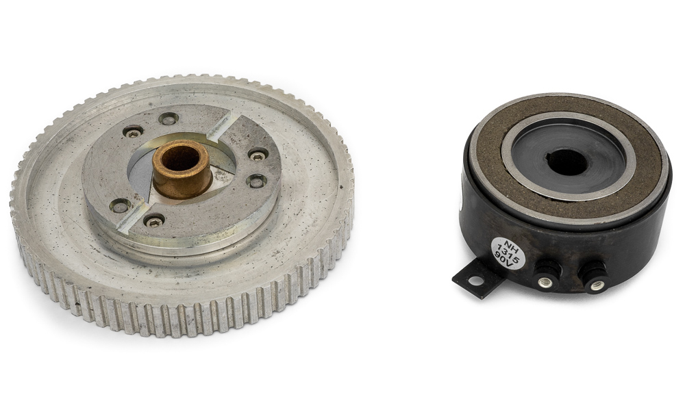 Clutch-Timing Belt Pulley Assy