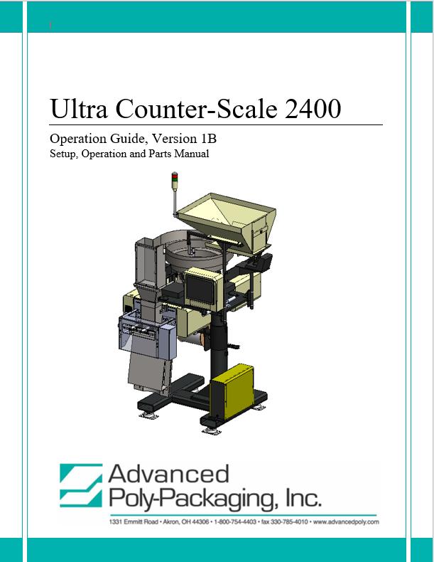 Part Counter Manuals