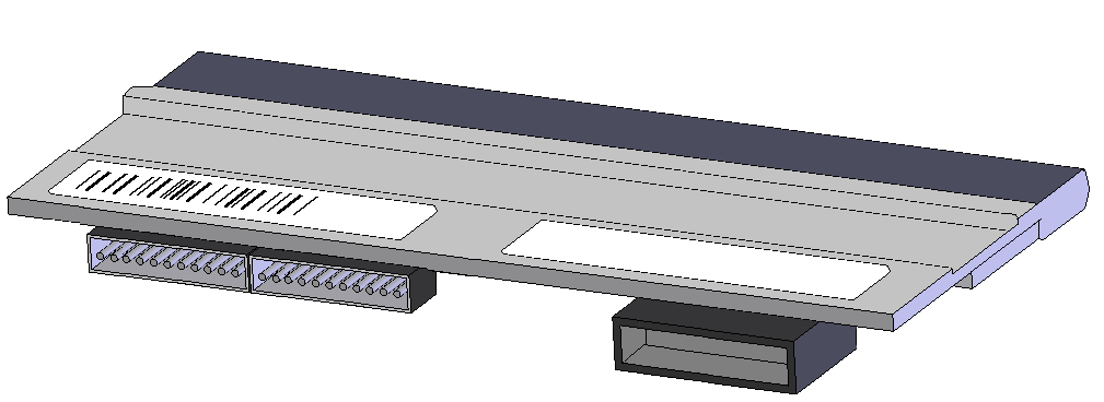 Element Out PCB, xi4 Element Out Detection Maint. Kit