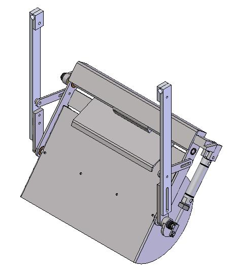 LP-10 Loose Parts Diverter