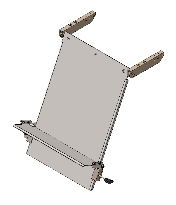 Load Shelf T-1000-S18