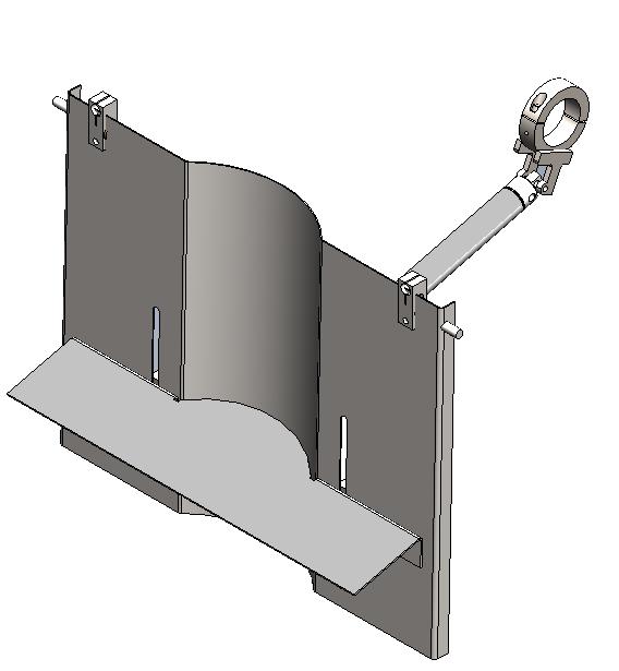 Concave Load Shelf