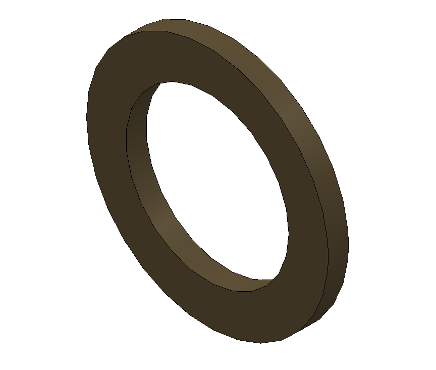 Bearing,Thrust 1/2ID x3/4OD x1