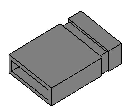 Standard Profile Shunt, 2JM-G,