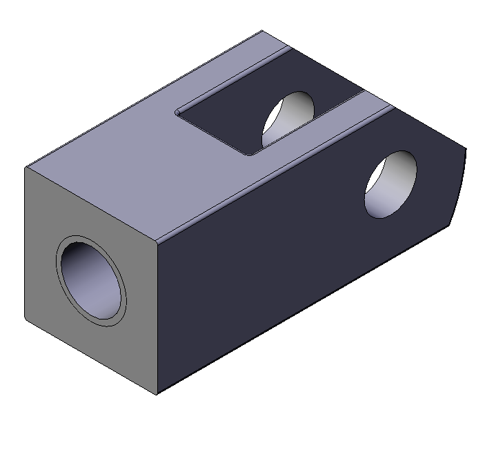 Clevis (Modified TP-404137)
