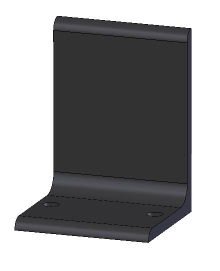 Connector Base (Blank) US-4000 Short