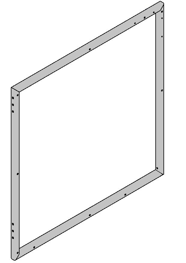 Enclosure Door, US-4000