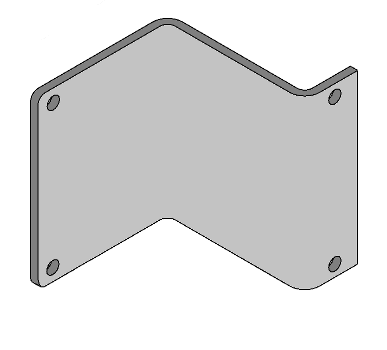 Interlock Switch Mount