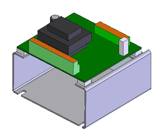 PCB, UC/US Supply Hopper Contr
