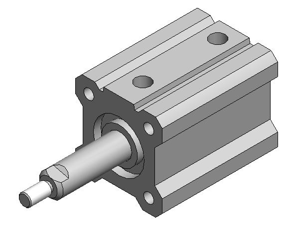 Cylinder, NCQ2D16