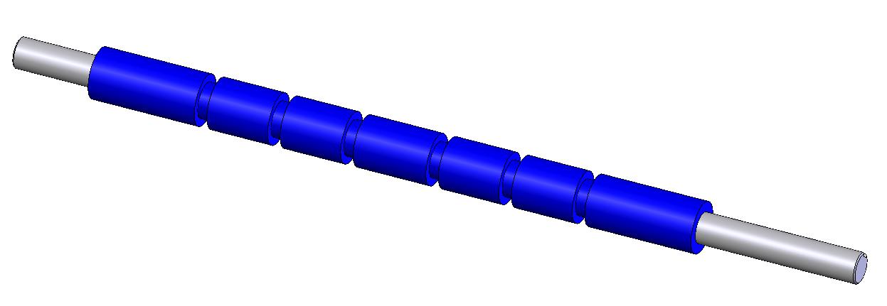 Vulcanized Rubber Roller