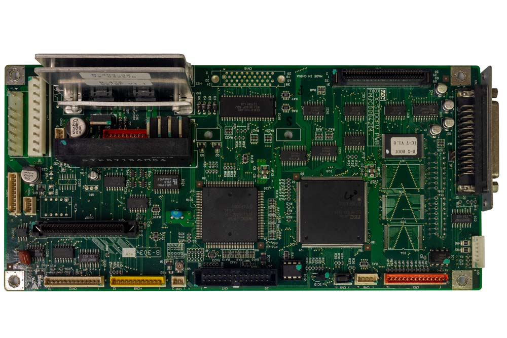 TEC Main CPU Board (203)