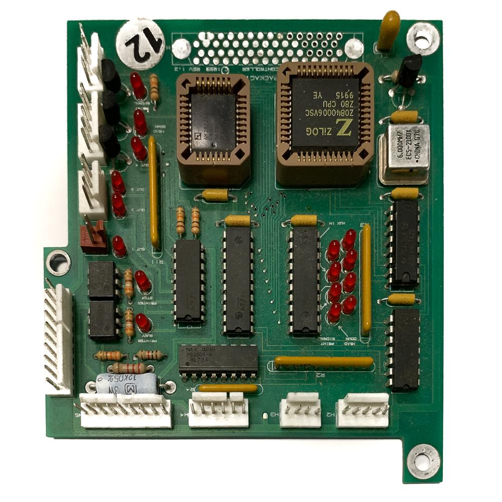 PCB TI-1000 I.F. Board