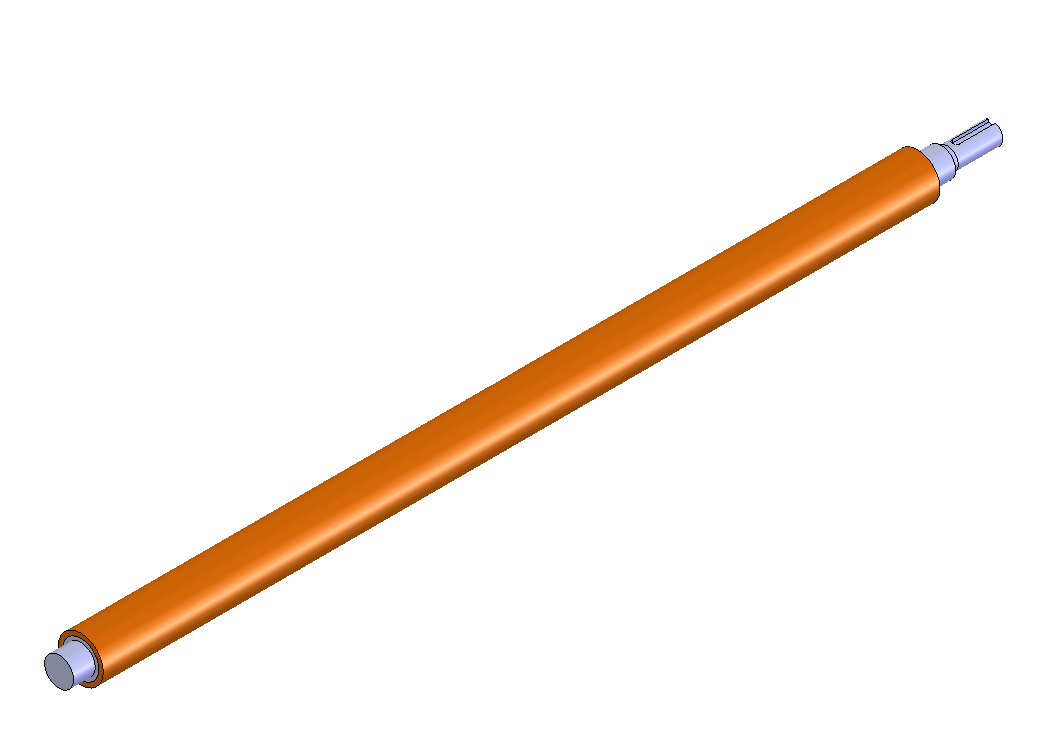Driven Nip Roll- WIDE