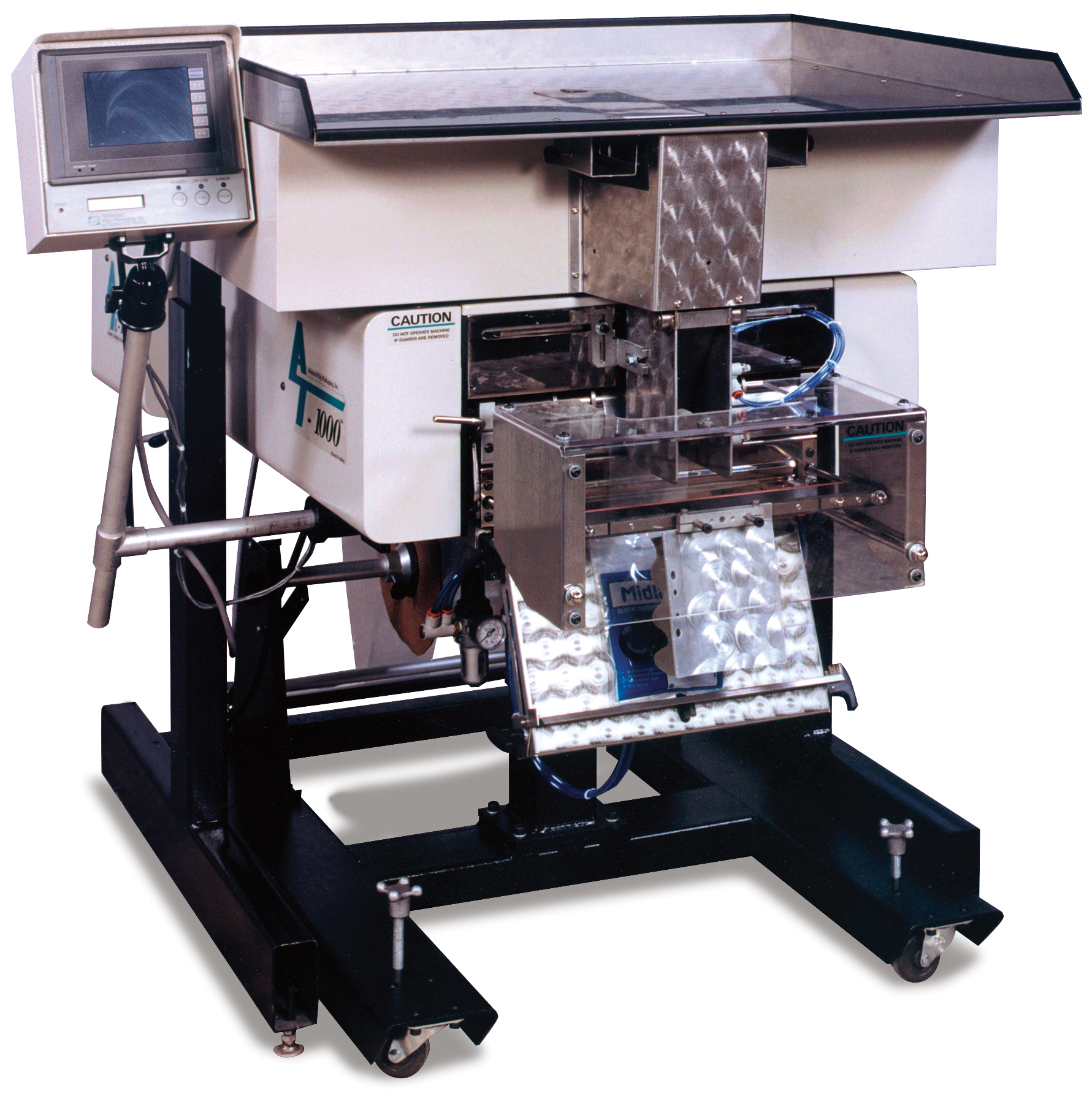 Model US-5000 Semi-Automatic Netweigh-Counting Scale
