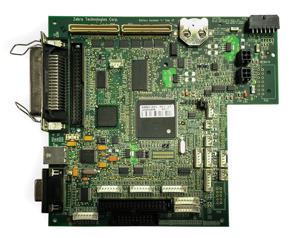 XI3 Main Logic Board for 110Xi3 Printer