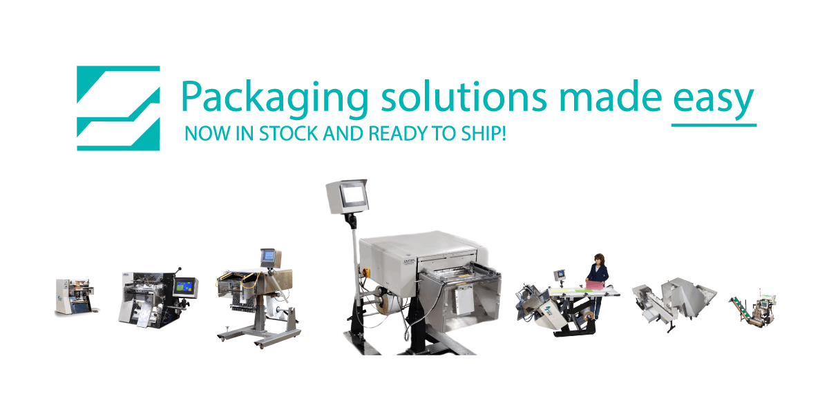 Bagging Systems, now in Stock and Ready to Ship!